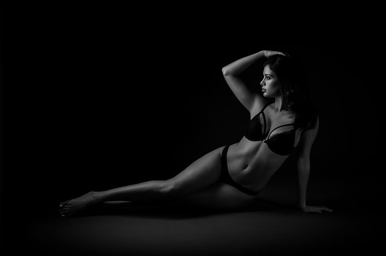 nyc sexy boudoir photography
