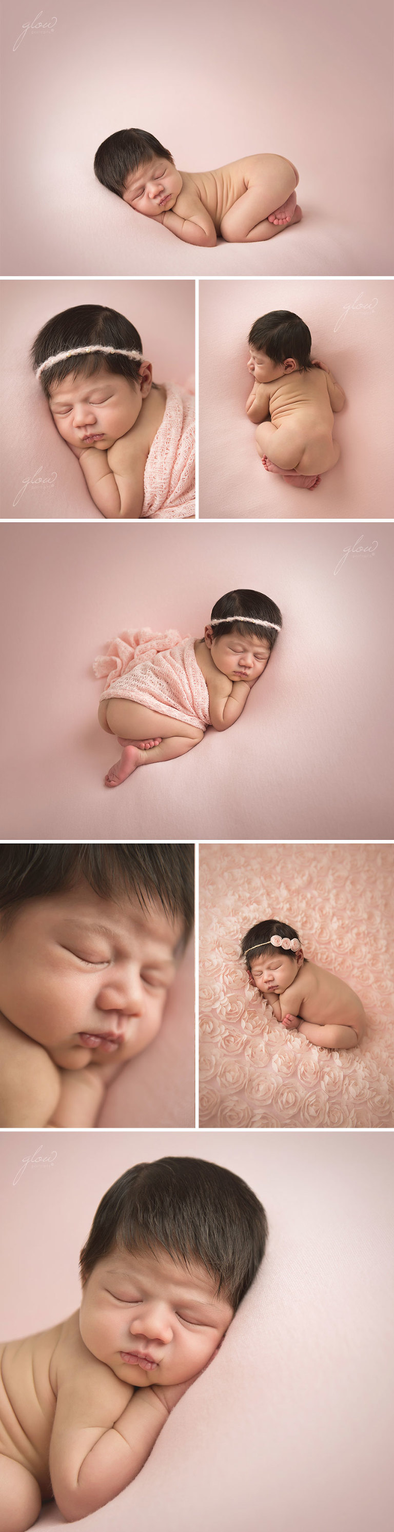 nyc newborn photographer studio