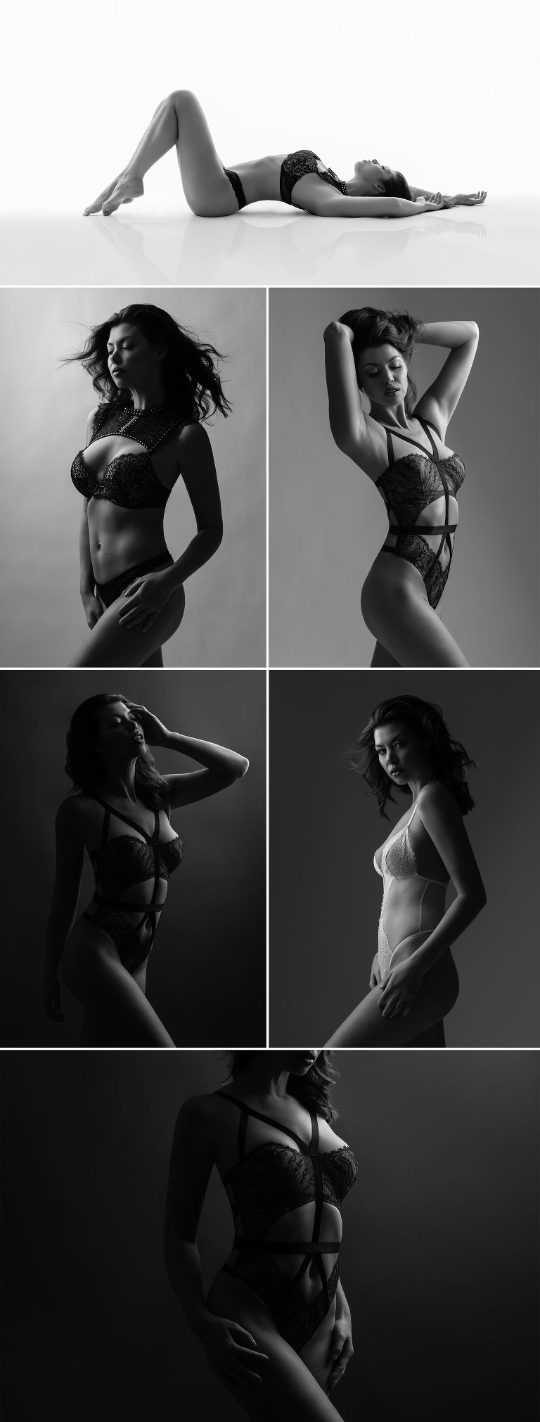 nyc boudoir portraits photographer