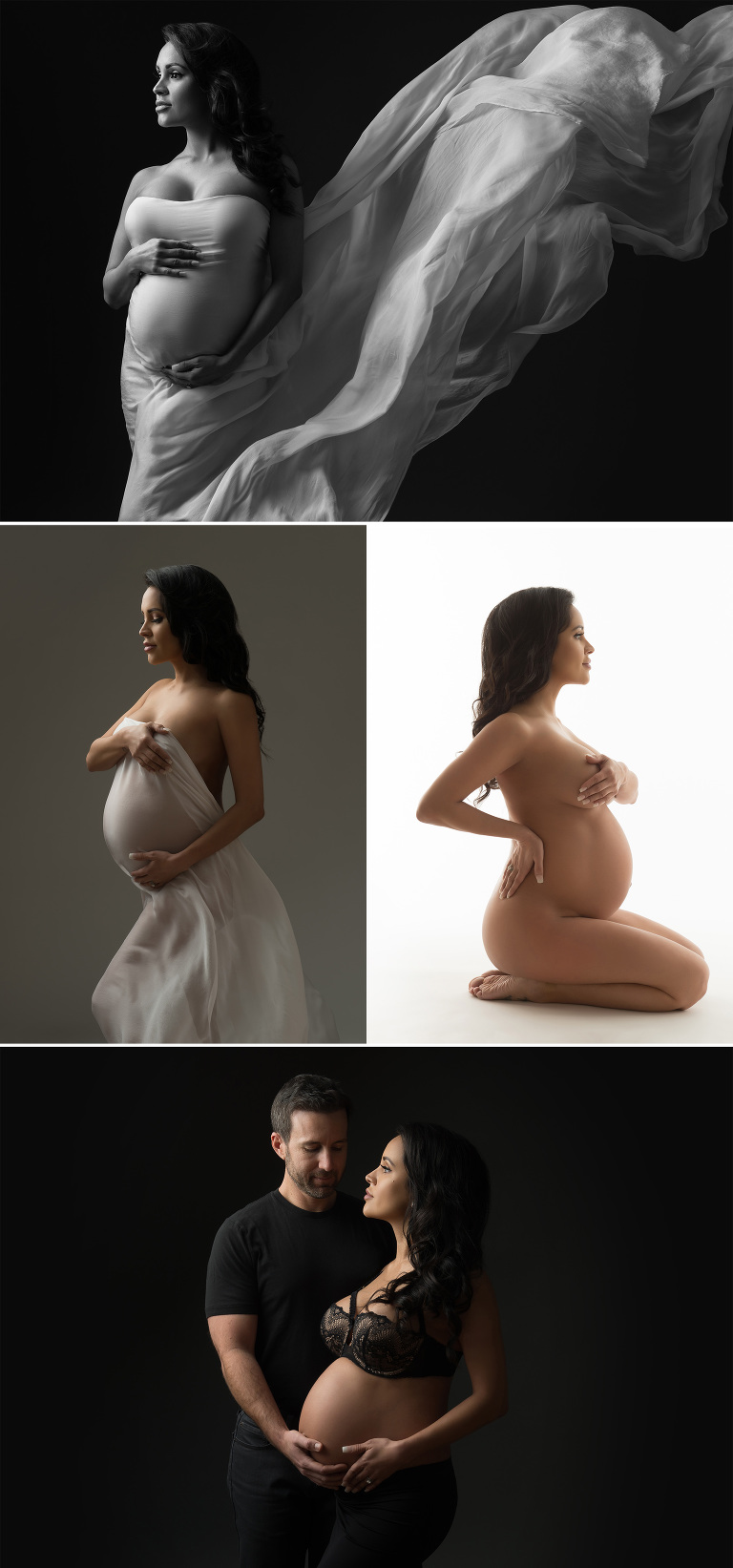 fine art studio manhattan maternity photographer